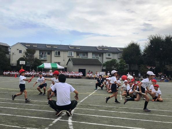 運動会開催 ご報告 むさしの学園(私立小学校)