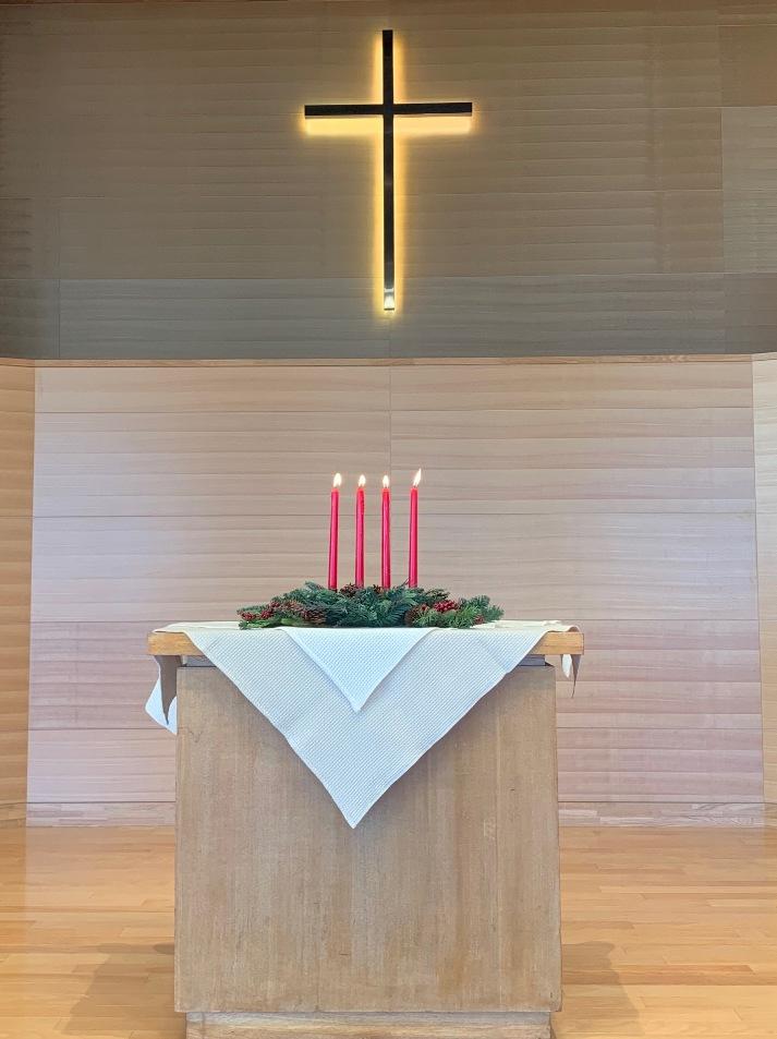 終業・クリスマス礼拝